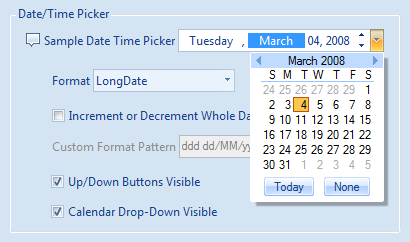 Date/Time Picker