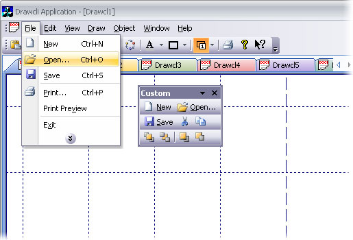 Office 2007 Silver theme